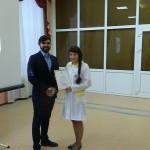 Мудрова Дарья (АТНГ) - I место