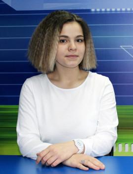 Колбасенко Ксения-Председатель Старостата