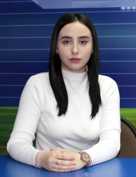 Туменцева Виктория - Секретарь СС