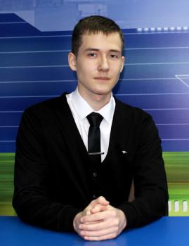 Тыклев Даниил-Председатель комитета по связям с общественностью