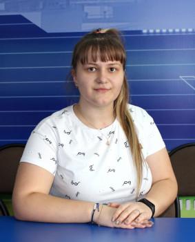 Щекина Анна- Председатель STUD-совета общежития