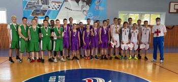баскетбол 3 место май
